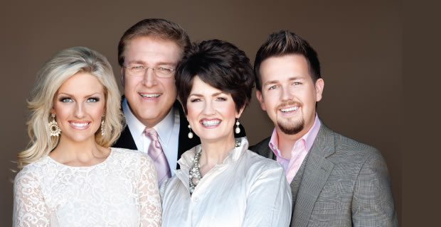 "America's Premier Family Vocal Group, The Rick Webb Family Release Patriotic Song ""We Shall Stand"""